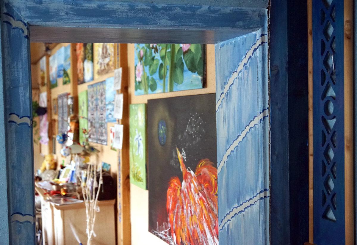 Galerie Meehr Eingang