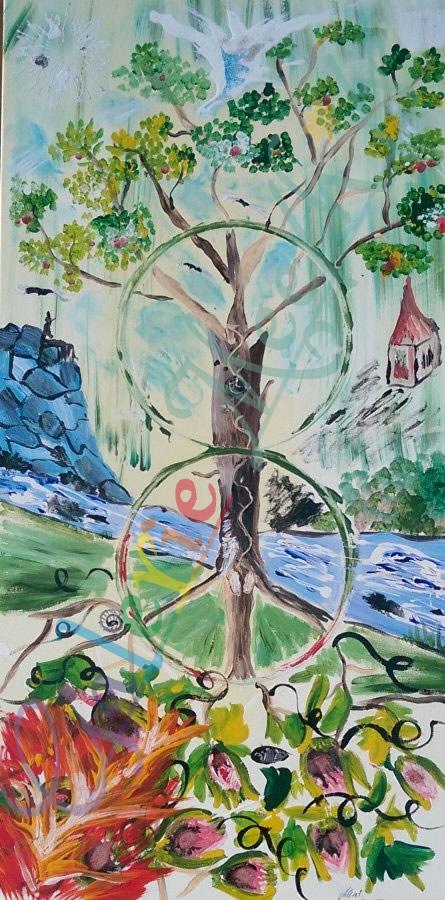 Baum der Schöpfung